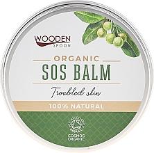 Profumi e cosmetici Balsamo corpo - Wooden Spoon SOS Balm Trouble Skin