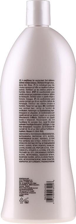 Condizionante per capelli normali - Senscience Balance Conditioner — foto N2