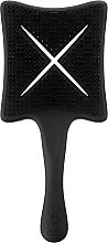 Profumi e cosmetici Spazzola per capelli - Ikoo Paddle X Classic Beluga Black