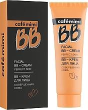 """Profumi e cosmetici BB Crema """"Perfect Skin"""" - Cafe Mimi Facial BB-Cream"""