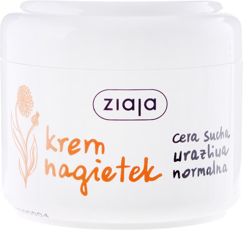 """Crema viso per la pelle normale, mista e sensibile """"Calendula"""" - Ziaja Face Cream"""