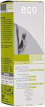 Profumi e cosmetici Crema intensiva per pelli mature con olio di argan e olivello spinoso - Eco Cosmetics