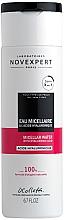 Profumi e cosmetici Acqua micellare - Novexpert Hyaluronic Acid Micellar Water