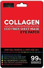 Profumi e cosmetici Patch occhi - Beauty Face IST Cell Rebuilding Eye Patch Marine Collagen