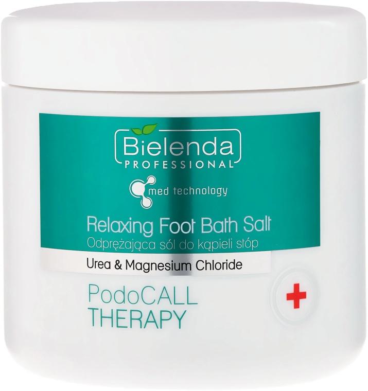 Sale rilassante per pediluvio - Bielenda PodoCall Therapy Relaxing Foot Bath Salt