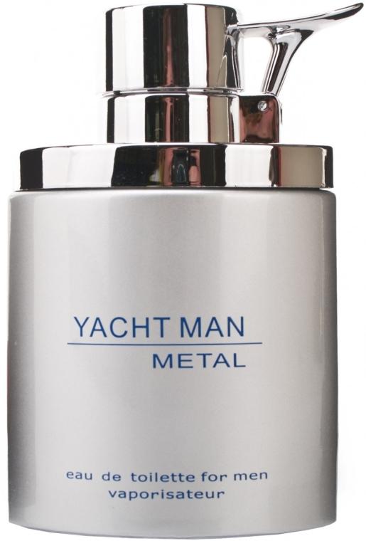 Myrurgia Yacht Man Metal - Eau de toilette  — foto N3