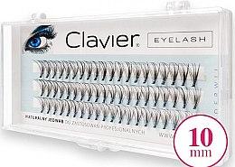 Profumi e cosmetici Ciglia finte, 10mm - Clavier Eyelash