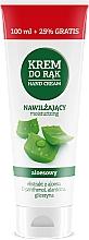 Profumi e cosmetici Crema mani idratante all'aloe - VGS Polska Moisturizing Aloe Hand Cream