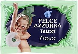 Profumi e cosmetici Talco per il corpo - Felce Azzurra Talc for the body Refill
