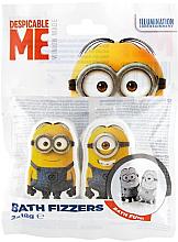 """Profumi e cosmetici Bombe da bagno """"Minions"""" - Minions Bath Fizzers"""