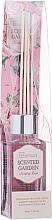 Profumi e cosmetici Diffusore di aromi - IDC Institute Scented Garden Country Rose Stick Fragrance Diffuser