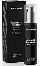 Profumi e cosmetici Crema viso giorno - Madara Cosmetics Time Miracle Ultimate Facelift Day Cream