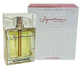Profumi e cosmetici Al Haramain Signature - Eau de Parfum