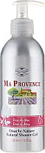 Profumi e cosmetici Gel doccia - Ma Provence Shower Gel Rose Of May