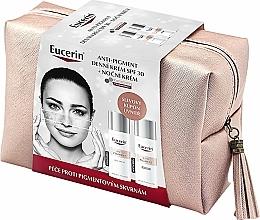 Profumi e cosmetici Set - Eucerin Anti-pigment (d/cr/50ml + n/cr/50ml + bag)