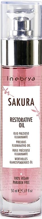 Olio rivitalizzante - Inebrya Sakura Restorative Oil