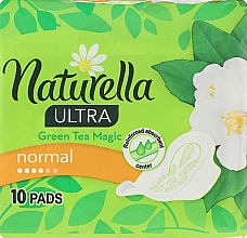 Profumi e cosmetici Assorbenti igienici 10pz - Naturella Green Tea Magic