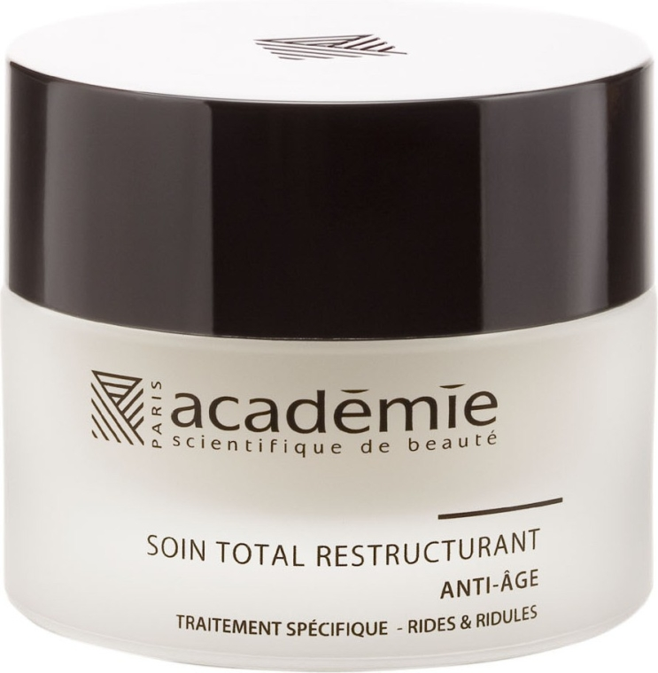 Crema-gel lifting viso e collo - Academie Age Recovery Total Restructuring Care — foto N1