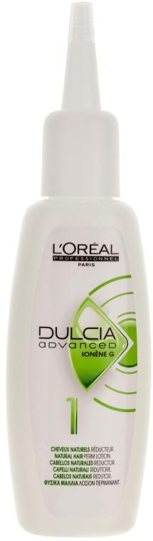 Lozione per permanente per capelli normali - L'Oreal Professionnel Dulcia Advanced Perm Lotion 1