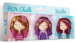 Profumi e cosmetici Pastelli per capelli - Snails Hair Chalk