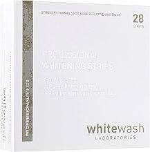 Profumi e cosmetici Strisce sbiancanti professionali per denti - WhiteWash Laboratories Professional Whitening Strips