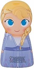 Profumi e cosmetici Gel doccia shampoo - Disney Frozen II Kingdom Elsa 2 in 1 Shower Gel
