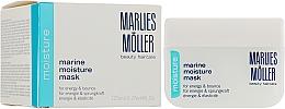 Profumi e cosmetici Maschera idratante marina - Marlies Moller Marine Moisture Mask