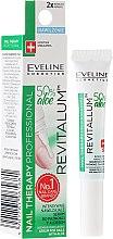 Profumi e cosmetici Siero per unghie e cuticole con aloe - Eveline Cosmetics Nail Therapy Professional Serum Aloe Conditioner