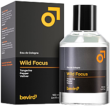 Profumi e cosmetici Be-Viro Wild Focus - Colonia