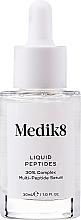Profumi e cosmetici Siero con peptidi liquidi - Medik8 Liquid Peptides