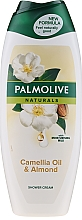 Profumi e cosmetici Gel doccia - Palmolive Naturals Camellia Oil & Almond Shower Gel