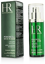 Profumi e cosmetici Siero per il viso - Helena Rubinstein Powercell Skin Rehab Youth Grafter Night D-Toxer Concentrate