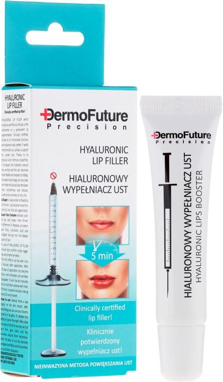 Maximizer ialuronico per labbra - DermoFuture Precision Hyaluronic Lip