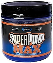 "Profumi e cosmetici Integratore multivitaminico ""Arancia"" - Gaspari Nutrition SuperPump Max Orange"