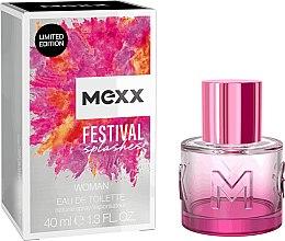 Profumi e cosmetici Mexx Festival Splashes - Eau de toilette
