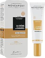 "Profumi e cosmetici BB Crema per pelli abbronzate ""Caramello"" - Novexpert The Caramel Cream Golden Glow"