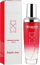 Profumi e cosmetici Tonico viso rassodante con ceramide - FarmStay Ceramide Firming Facial Toner