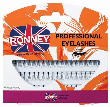 Ciuffetti di ciglia finte - Ronney Professional Eyelashes 00028 — foto N1