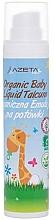 Profumi e cosmetici Lozione corpo regolatrice del sudore, per bambini - Azeta Bio Organic Baby Liquid Emulsion