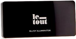 Profumi e cosmetici Palette trucco - Le Tout Blush Illuminator