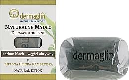 Profumi e cosmetici Sapone naturale dermatologico - Dermaglin Natural Detox