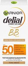 Profumi e cosmetici BB Crema solare - Garnier Delial Ambre Solaire BB Cream SPF50