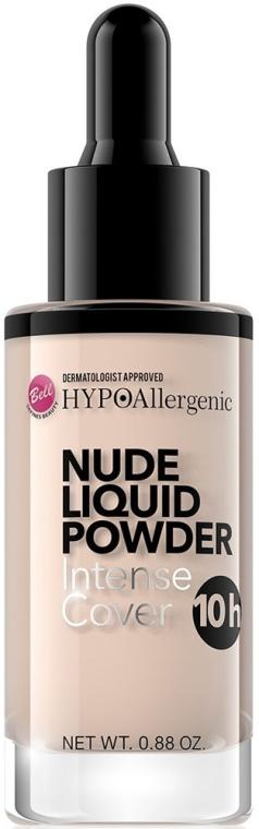 Cipria liquida - Bell HypoAllergenic Nude Liquid Powder Foundation