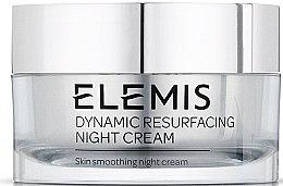 Profumi e cosmetici Crema viso da notte - Elemis Dynamic Resurfacing Night Cream
