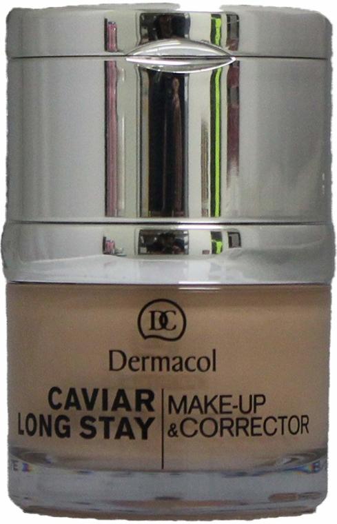 Correttore viso - Dermacol Caviar Long Stay Make-Up & Corrector
