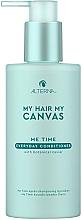 Profumi e cosmetici Balsamo per capelli - Alterna Canvas Me Time Everyday Conditioner