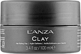 Profumi e cosmetici Argilla secca modellante - Lanza Healing Style Sculpt Dry Clay