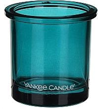 Profumi e cosmetici Candeliere per cero votivo - Yankee Candle POP Teal Tealight Votive Holder