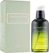 Profumi e cosmetici Tonico idratante all'estratto di aloe - The Skin House Aloe Fresh Toner