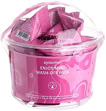 Profumi e cosmetici Set - Ayoume Enjoy Mini Wash-Off Pack(30x3g)